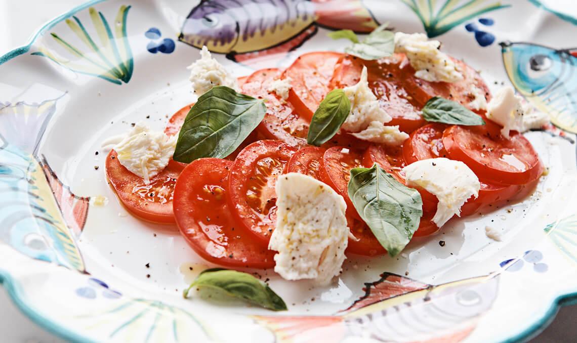 puolikuivatut nams tomaatit
