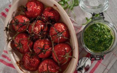 Mehustettu tomaatti