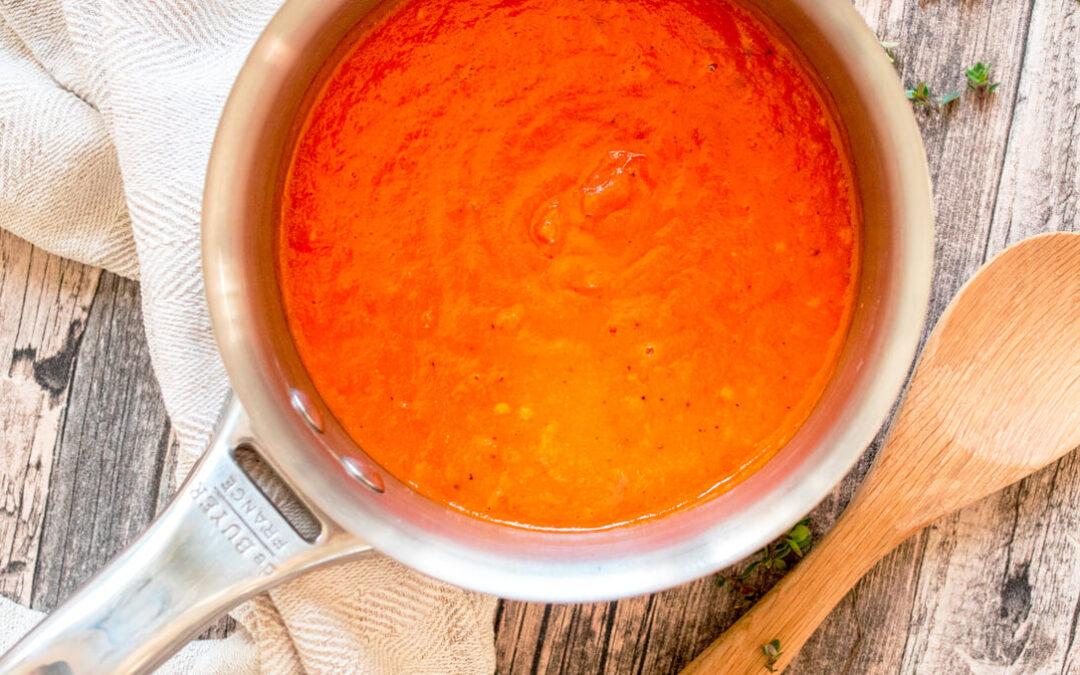 Perinteinen tomaattikastike